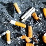 Fajczenie szlugów jest pewnym z z większym natężeniem zgubnych nałogów